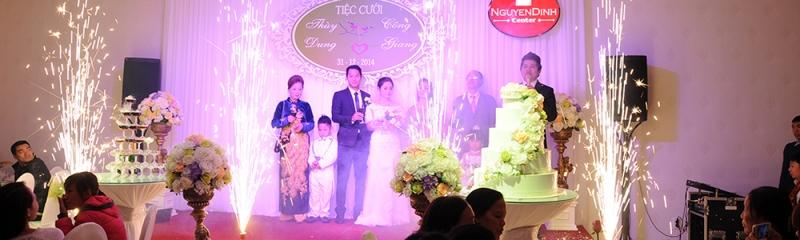 Top 8 nhà hàng tổ chức tiệc cưới tốt nhất tại Thủ Dầu Một, Bình Dương