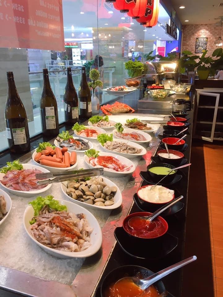 Nhà hàng buffet lẩu nướng Tokyo Yukai