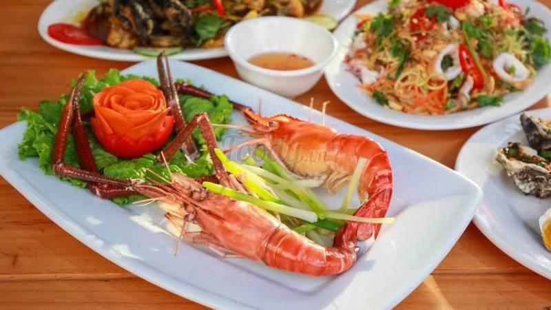 Nhà hàng Tôm Càng Xanh