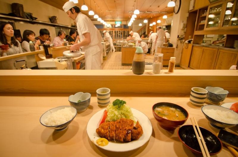Nhà hàng Tonkatsu
