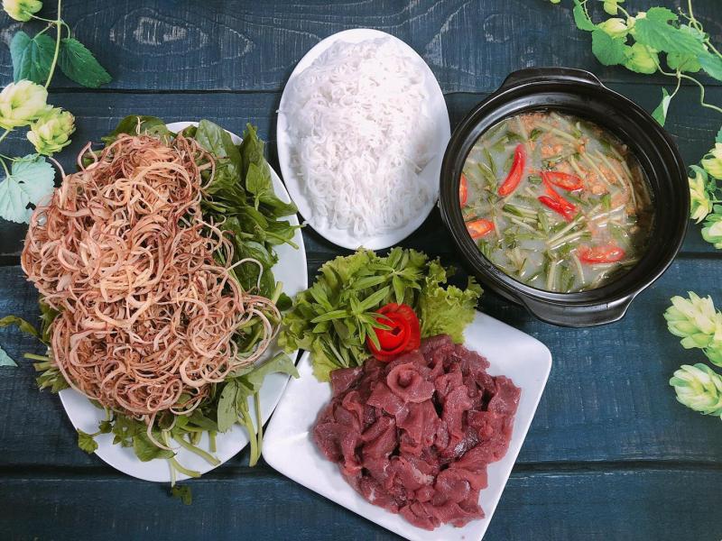 Nhà hàng Trâu Tươi Nguyễn Gia