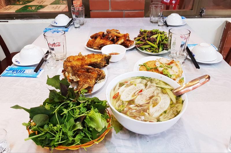Nhà Hàng Trí Hường - Đồ Sơn
