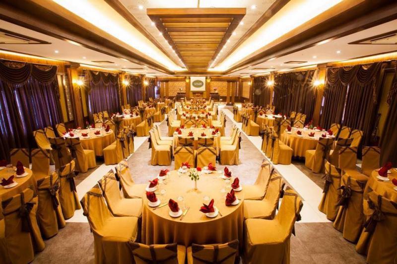 Nhà hàng Tư Trì - Không gian tổ chức sự kiện sang trọng