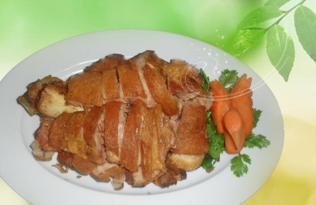 Món ăn tại nhà hàng Vân Nam