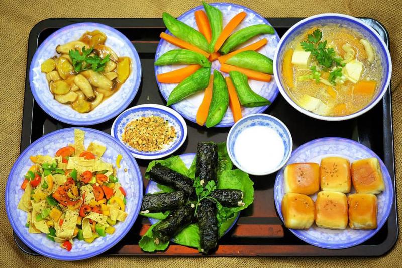 Nhà hàng Việt Chay Sala