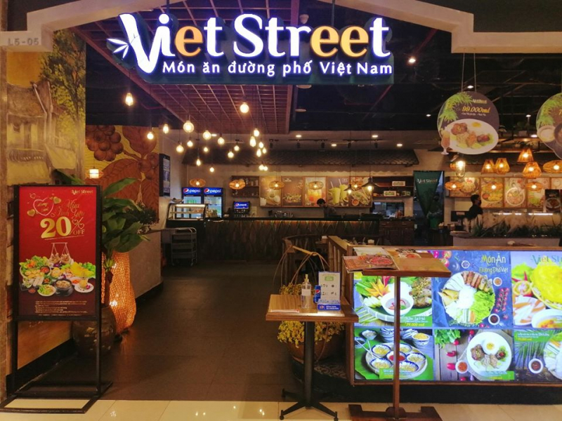 Nhà hàng VietStreet