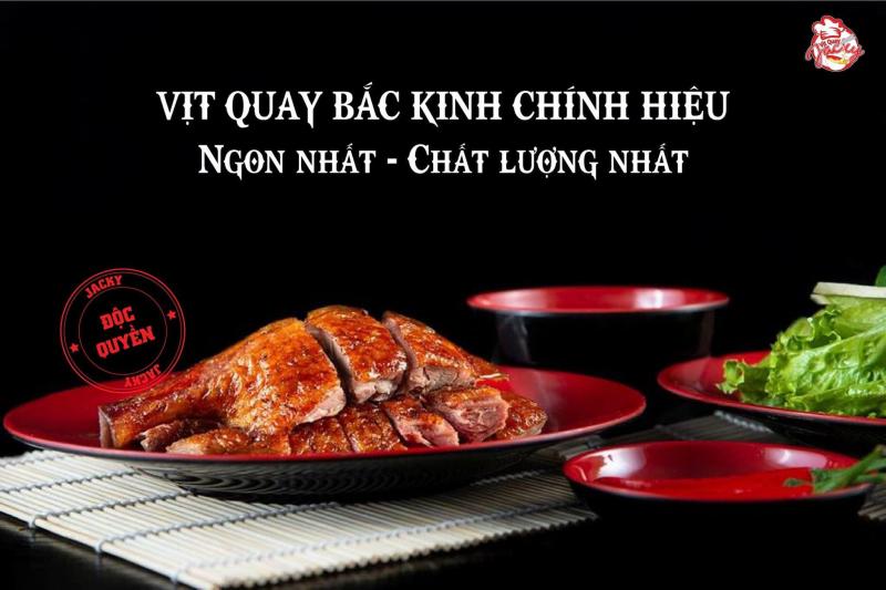 Nhà hàng vịt quay Jacky tại Đà Nẵng