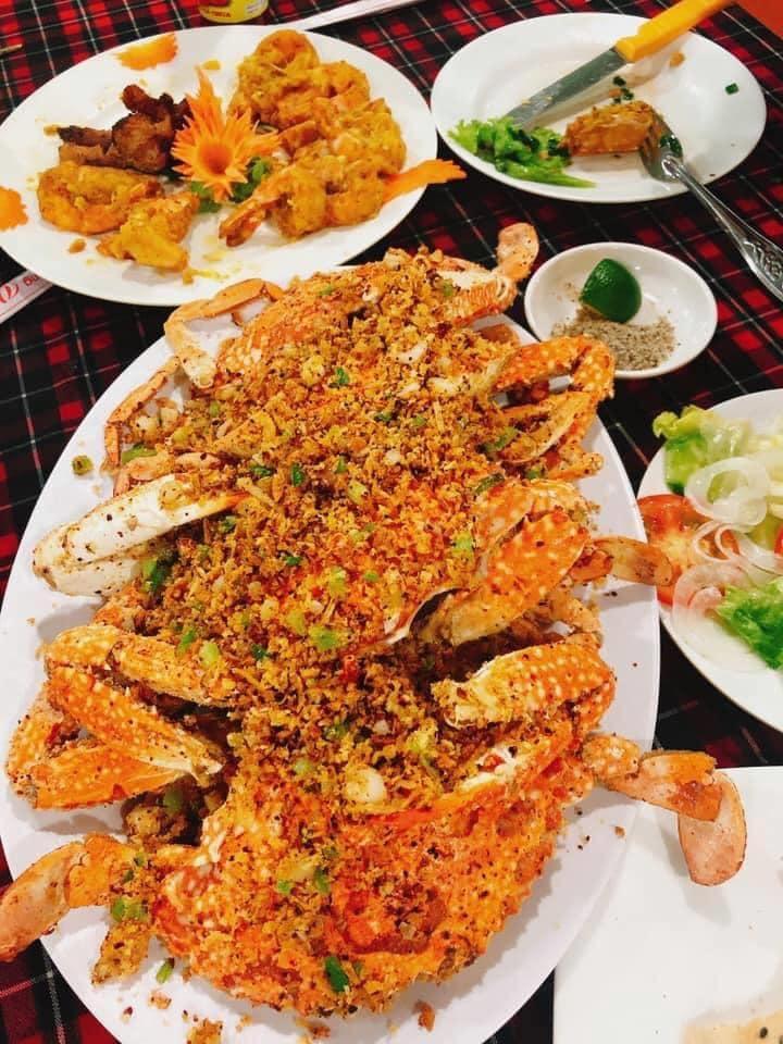 Nhà hàng Vườn Bàng