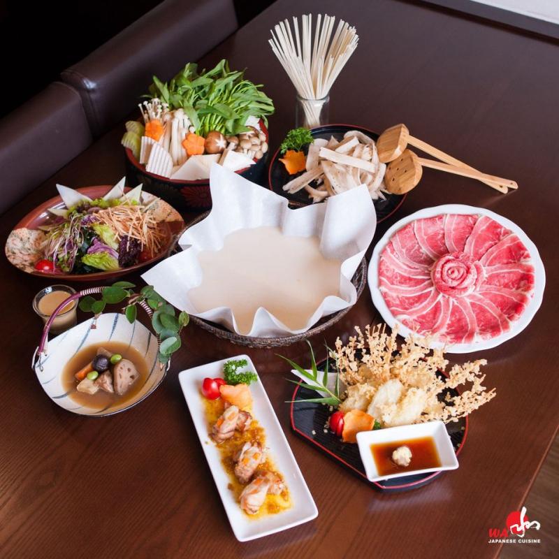 Nhà hàng Wa Japanese Cuisine