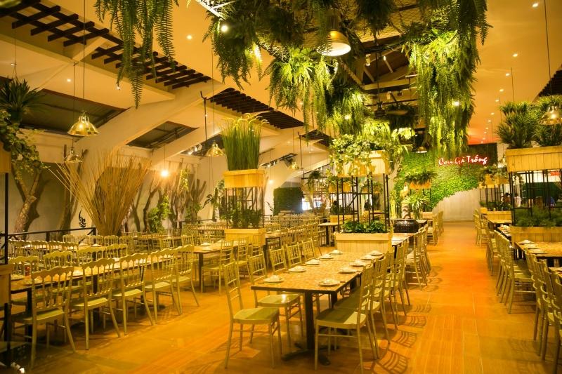 Nhà hàng Xanh