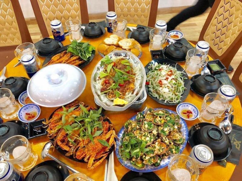 Nhà Hàng Xứ Phan - BBQ - Nướng & Lẩu