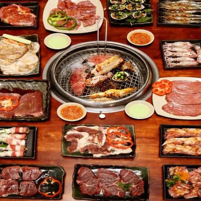 Nhà hàng Yaki BBQ