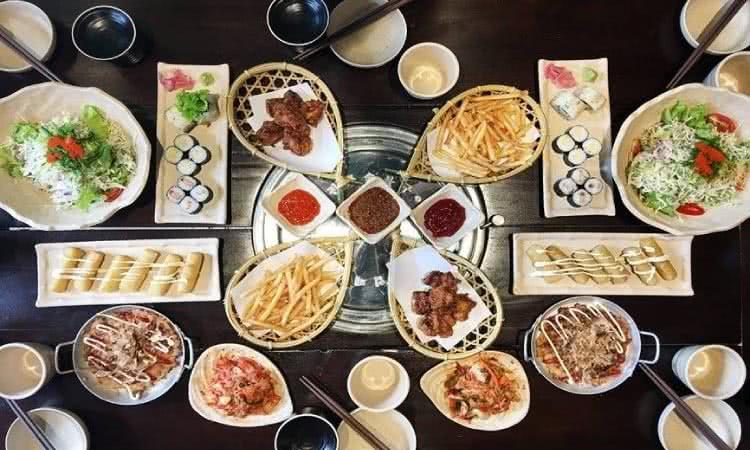 Nhà hàng Yakimono Express – Kim Đồng