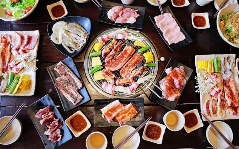 Nhà hàng Yakimono – Linh Đàm