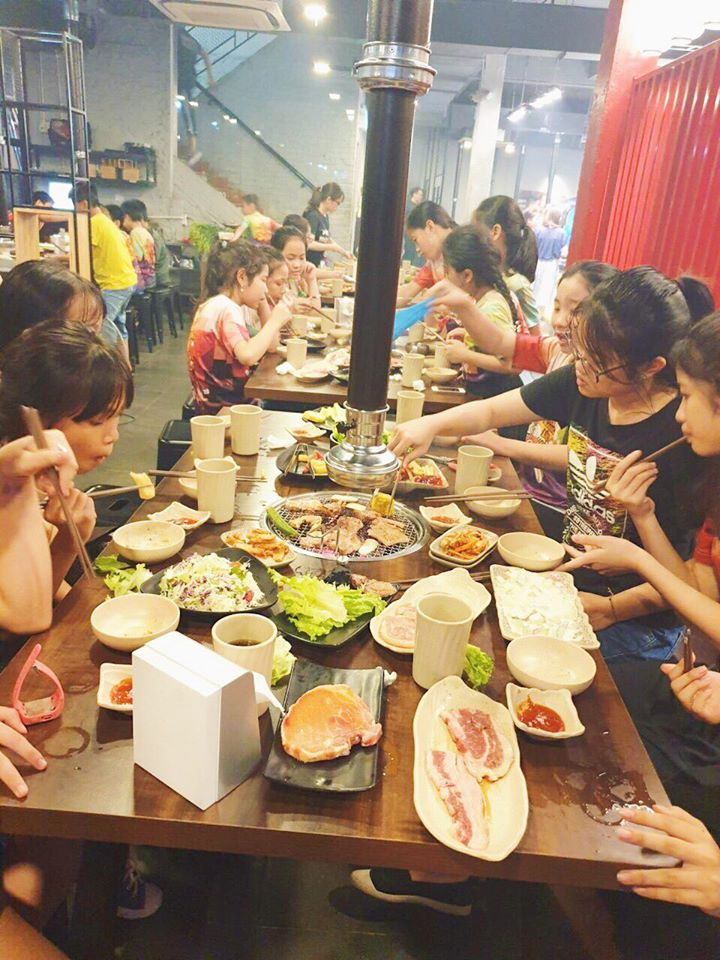 Nhà hàng Yakimono Linh Đàm