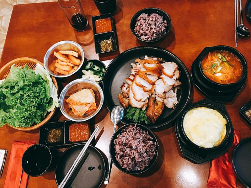 Nhà hàng Yeol Kwang