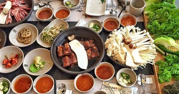 Nhà hàng Yukssam BBQ