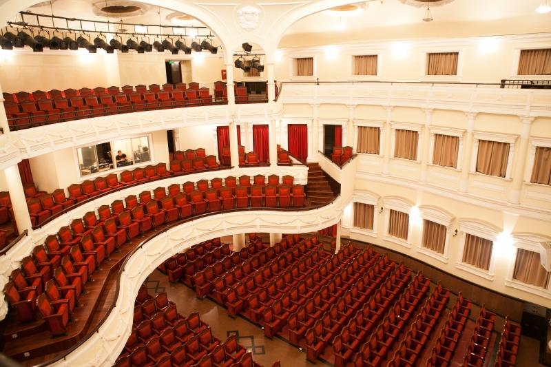 Bên trong Nhà hát Lớn