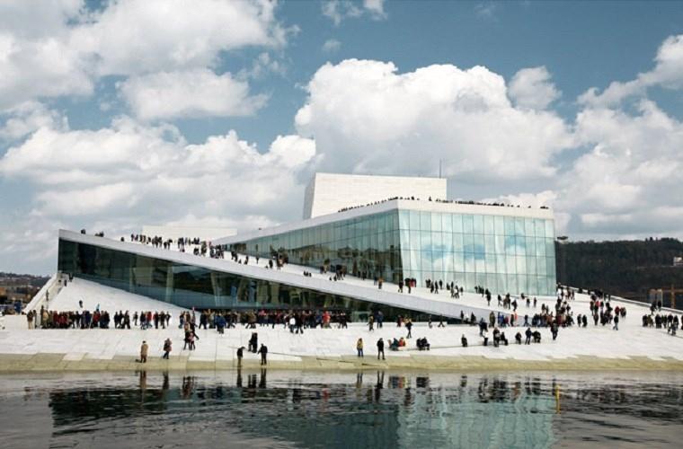 Nhà hát Oslo