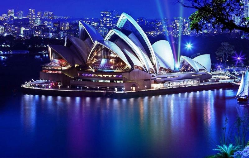 Nhà hát Opera Sydney (Sydney, Úc)