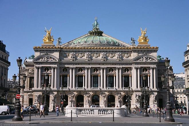Nhà hát Palais Garnier