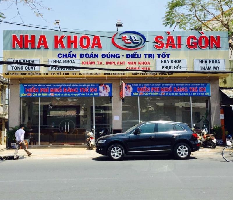 Nha Khoa 3D Sài Gòn