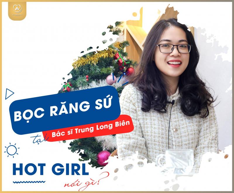 Nha khoa bác sĩ Trung Long Biên