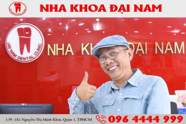 Nha Khoa Đại Nam Sài Gòn