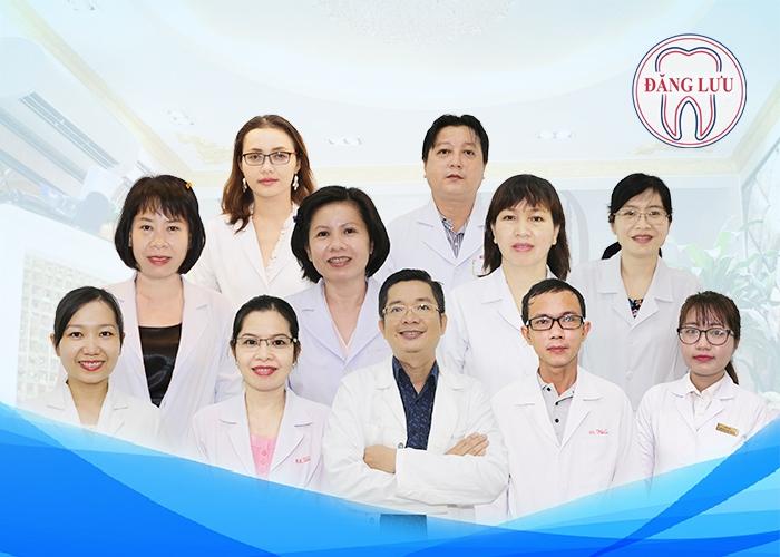 Đội ngũ bác sĩ giàu chuyên môn và kinh nghiệm tại đa khoa Đăng Lưu