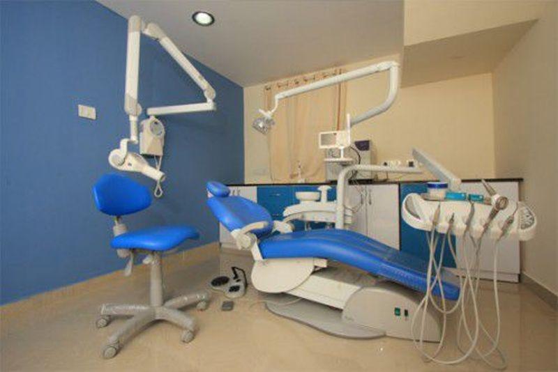 Thiết bị y khoa hiện đại tại Nha khoa Đăng Lưu