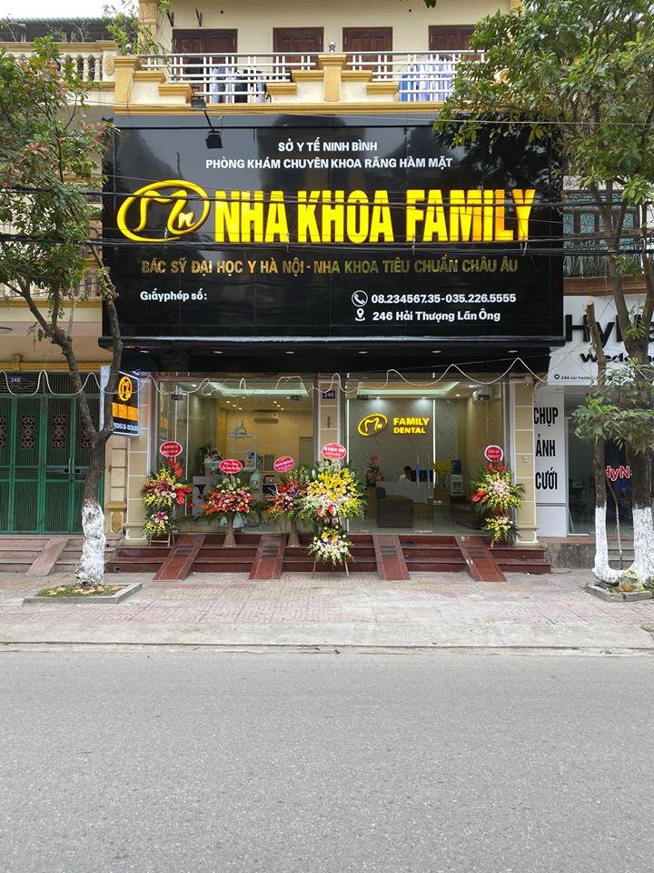 Nha Khoa Family Ninh Bình