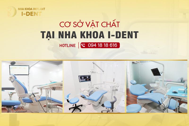Nha Khoa I-Dent - Chuyên Sâu Cấy Ghép Implant