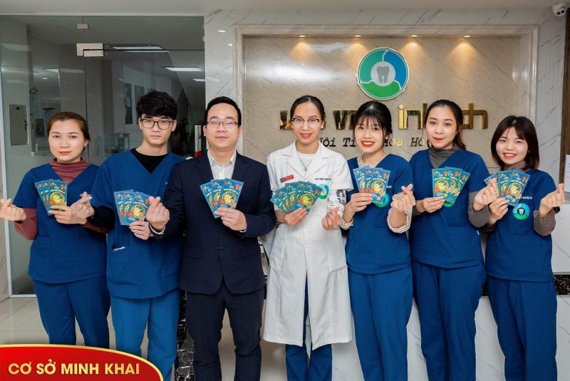 Nha Khoa Lạc Việt Intech - Niềng răng thẩm mỹ chuyên sâu