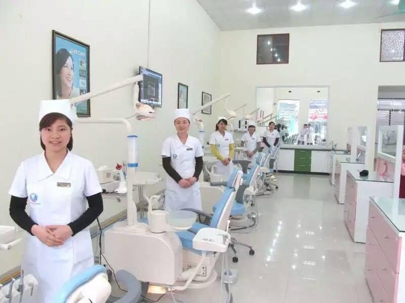 Trang thiết bị vô cùng hiện đại tại nha khoa Lê Văn Hà