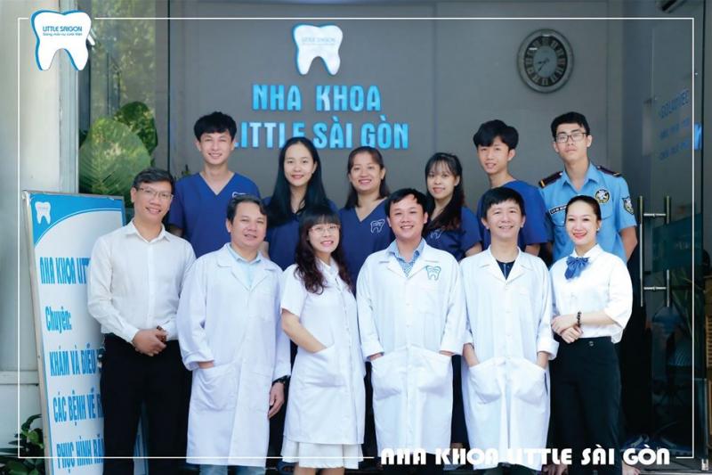 Nha khoa Little Sài Gòn