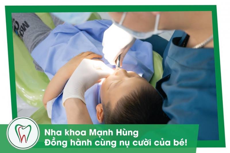 Nha Khoa Mạnh Hùng