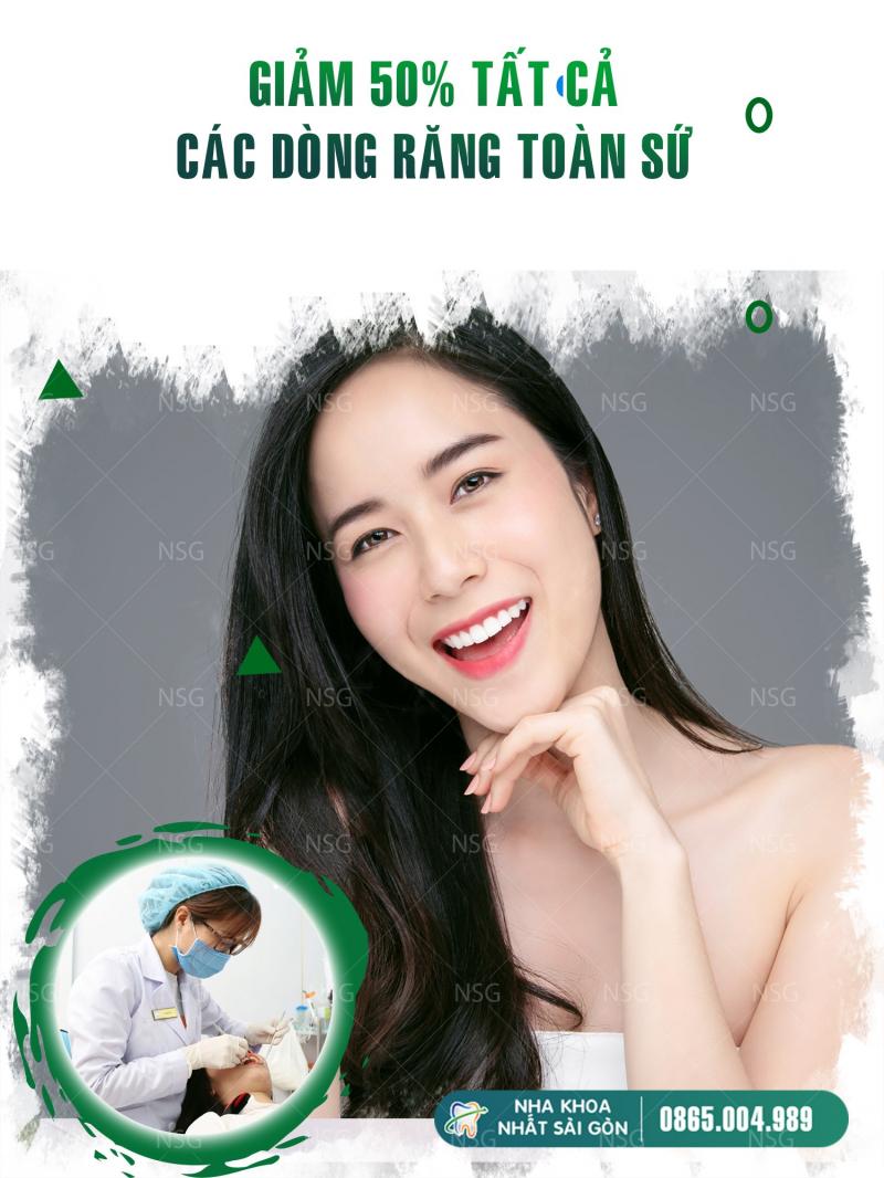 Nha Khoa Nhất Sài Gòn