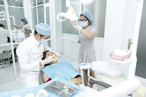 Lấy cao răng hiệu quả, an toàn tại nha khoa Nụ Cười Duyên