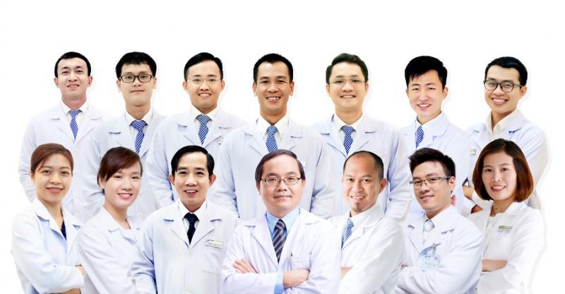 Đội ngũ bác sĩ thuộc hàng TOP tại Tp.HCM là nhân tố chính tạo nên uy tín của Peace Dentistry
