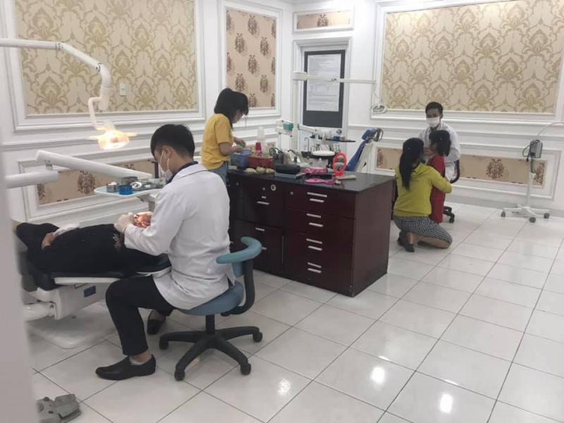 Nha khoa Pháp Việt - Củ Chi