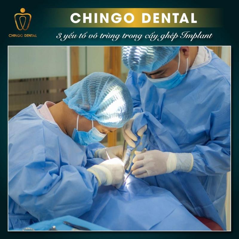 Nha khoa Quốc tế Chingo Dental