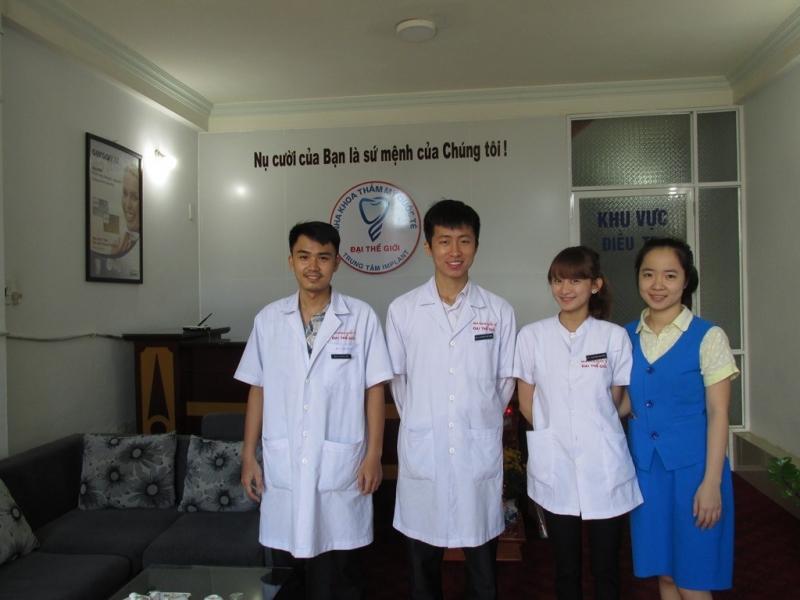 Những bác sĩ chuyên nghiệp với trình độ chuyên môn cao