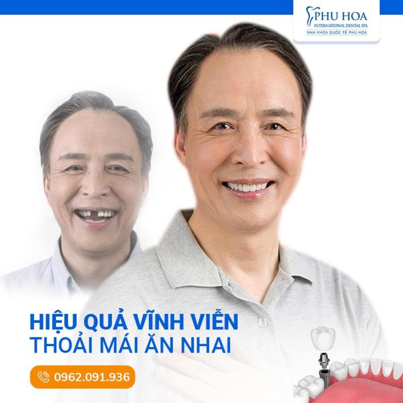 Nha khoa Quốc tế Phú Hoà