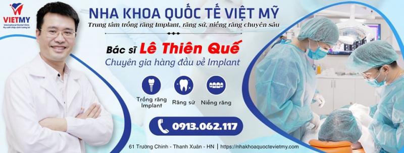 Nha Khoa Quốc Tế Việt Mỹ