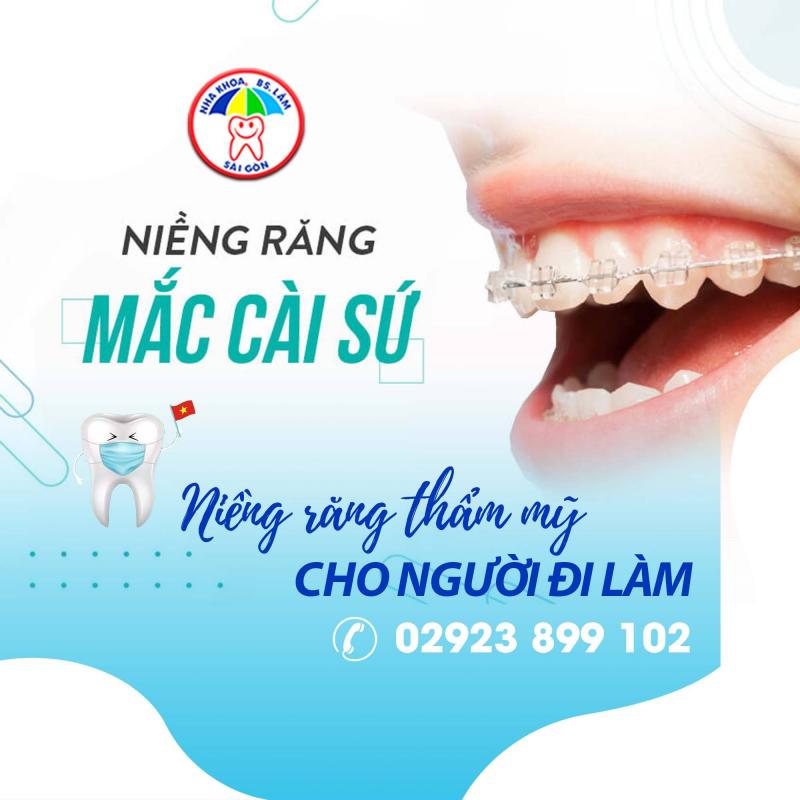 Nha Khoa Sài Gòn Bác Sĩ Lâm