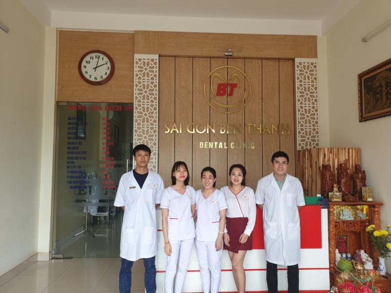 Nha Khoa Sài Gòn Bến Thành Chi Nhánh Phú Yên