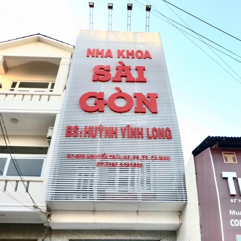Nha khoa Sài Gòn Cà Mau