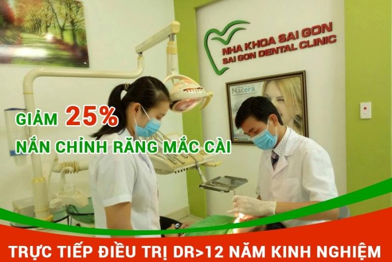 Nha khoa Sài Gòn Hải Phòng