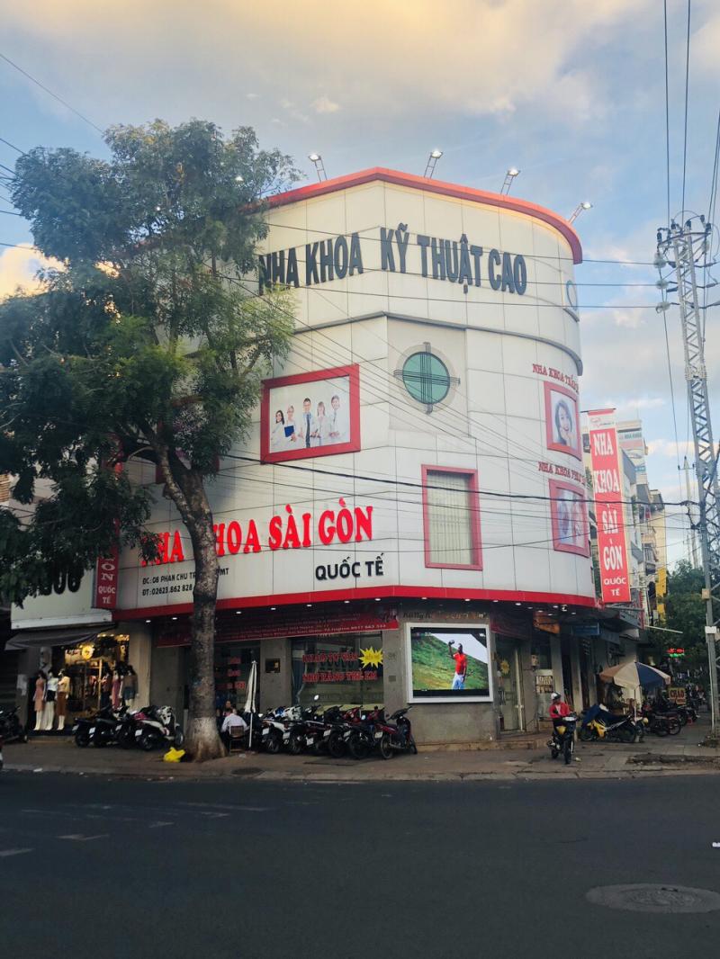 Nha Khoa Sài Gòn Quốc tế