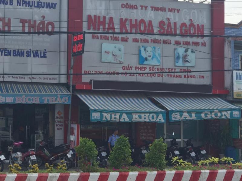 Nha khoa Sài Gòn Trảng Bàng